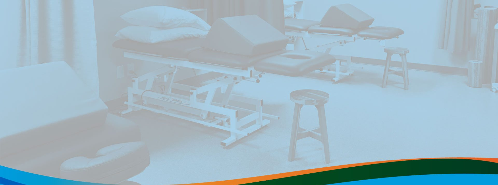 You will have access to the 6000 square foot gym while working through your injury